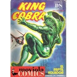 KING COBRA Nº 6: EL REPTIR...