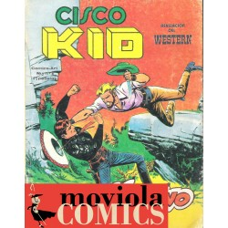 CISCO KID Nº 8: EL ADIVINO...