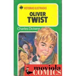 OLIVERT TWIST HISTORIAS...
