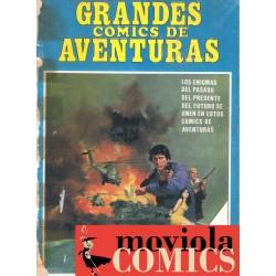 GRANDES CÓMICS DE AVENTURAS...