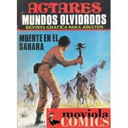 ACTARES MUNDOS OLIVDADOS Nº...
