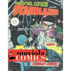STARBLAZER Nº 2: ¡CUPULAS...