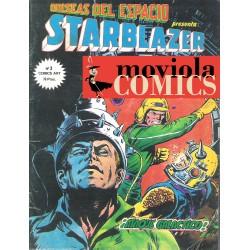 STARBLAZER Nº 3: ¡ATAQUE...
