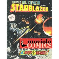 STARBLAZER Nº 4: ¡AL BORDE...