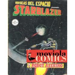 STARBLAZER Nº 6: EL ROBOT...