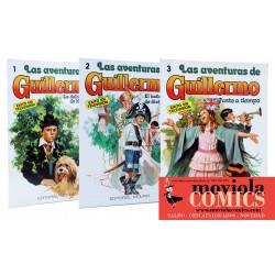 LAS AVENTURAS DE GUILLERMO...