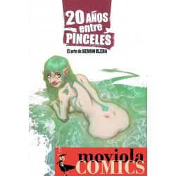 20 AÑOS ENTRE PINCELES. EL...