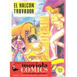 EL HALCÓN TROVADOR