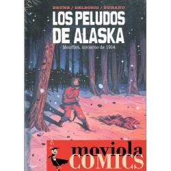LOS PELUDOS DE ALASKA....