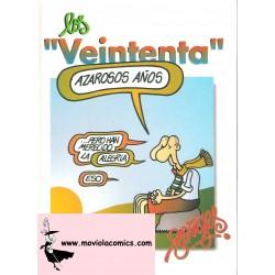 """Los """"Veintenta"""" (historia..."""
